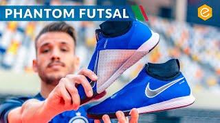 Nike PHANTOM VISION da CALCIO A 5 - Test in campo
