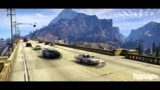 GTA V - PlayHit | Radioactive [HD 720p]