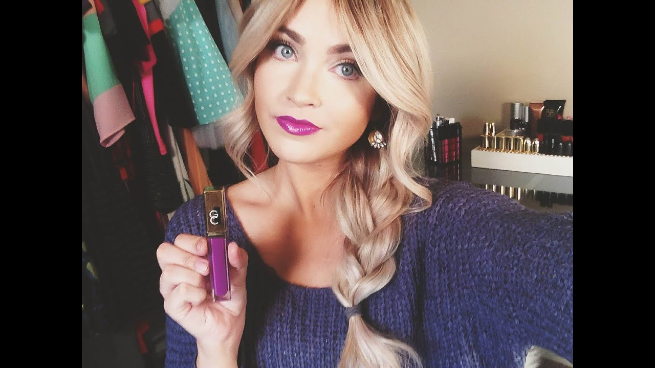 Lips With Gerard Cosmetics By Cara Loren Youtube