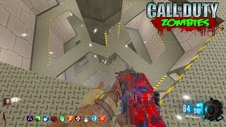 HEXAGONAL TOWER ASCENT CHALLENGE! - BLACK OPS 3 CUSTOM ZOMBIES GAMEPLAY (BO3 Zombies)