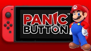 Huge Panic Button Nintendo Switch Announcements  | New Super Mario Party Joy-con Bundle