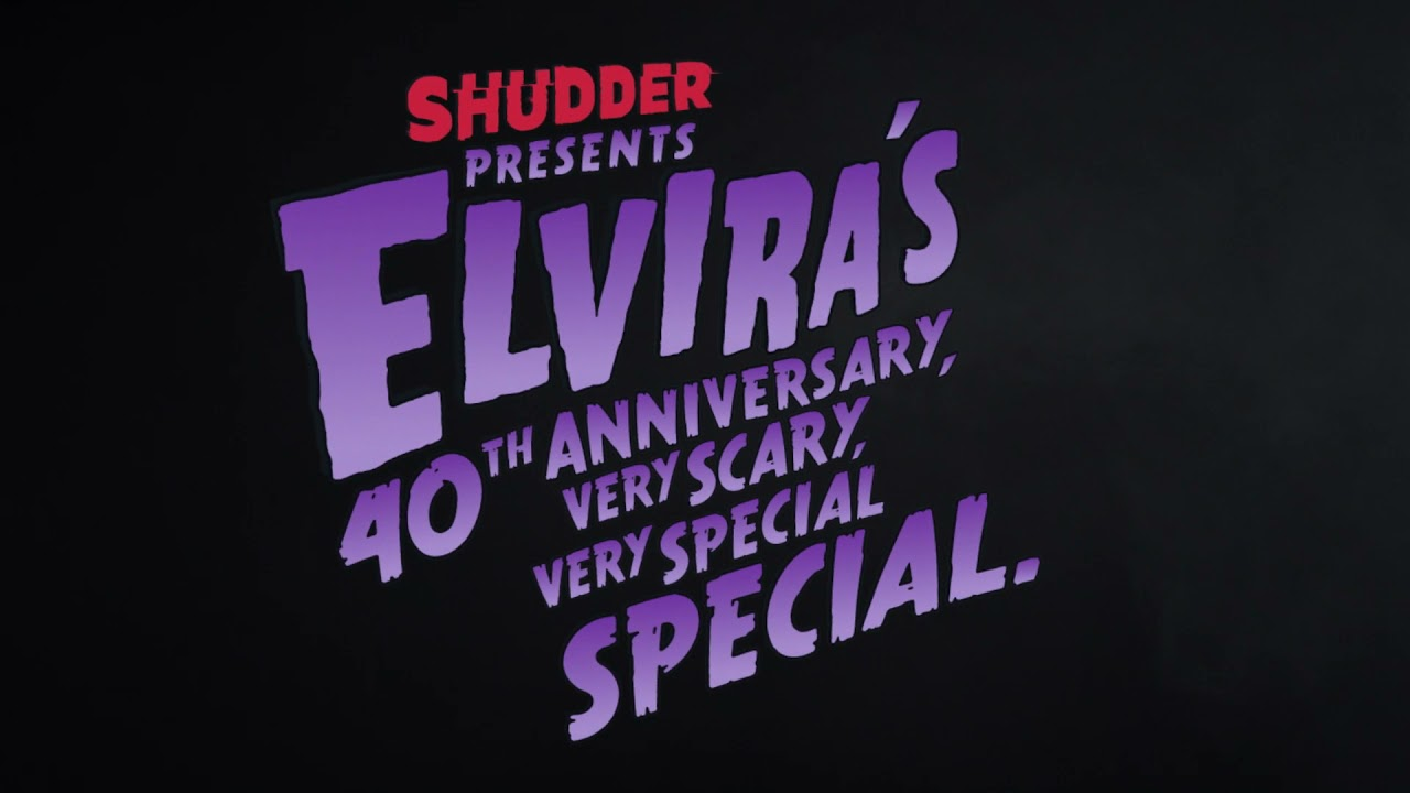 Download Shudder Presents: Elvira's 40th Anniversary Very Scary, Very Special Special