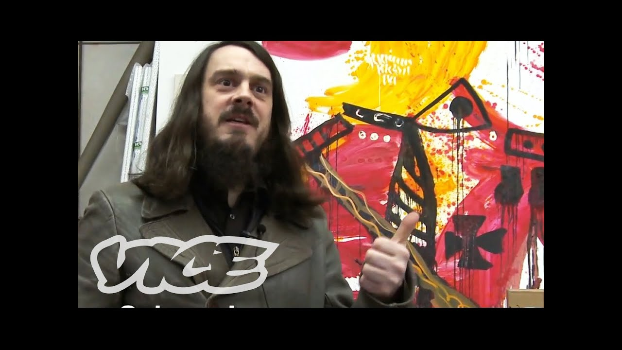 An Abstract Look At Art With Jonathan Meese Youtube