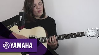 Singer Songwriter Set | Mary Spender | Guitar | Yamaha Music