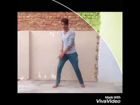 Jitin's dance video