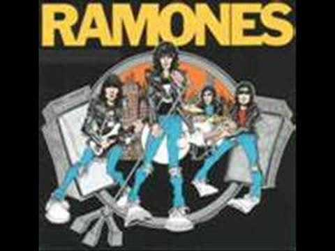 The ramones Hey ho lets go