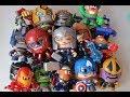 Caja de Juguetes Imaginext Playskool Marvel Avengers Mighty Muggs #kidsplacetown