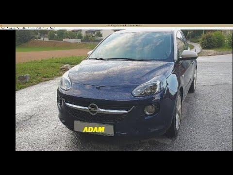 Opel ADAM 2017 FULL TOUR