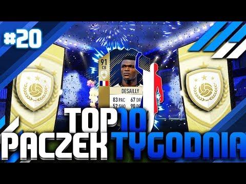FIFA 18 | TOP 10 PACZEK TYGODNIA  | #20 |