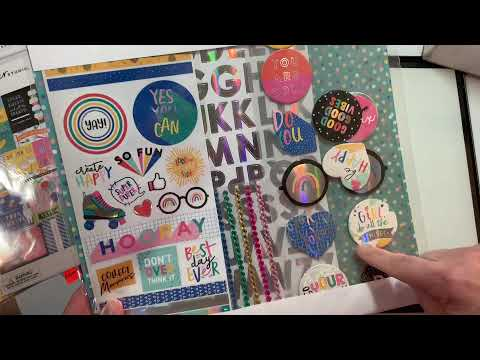 Hobby Lobby Paper Crafting 75% off Clearance