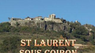 Ardèche - St Laurent sous Coiron