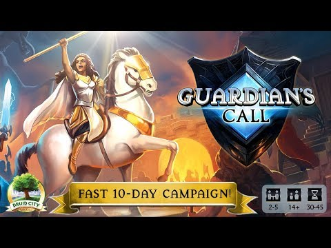 Guardian's Call live play through