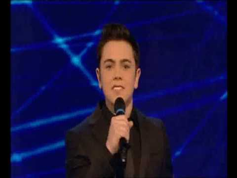 Ray Quinn 'A Moment Like This'