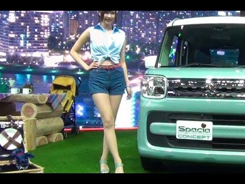 Suzuki Spacia Concept Motor Show スズキ