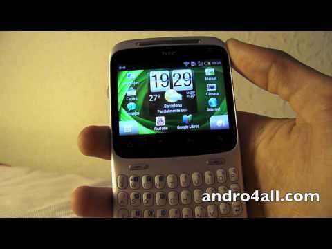 Videoreview HTC Chachacha [HD][ESPAÑOL]
