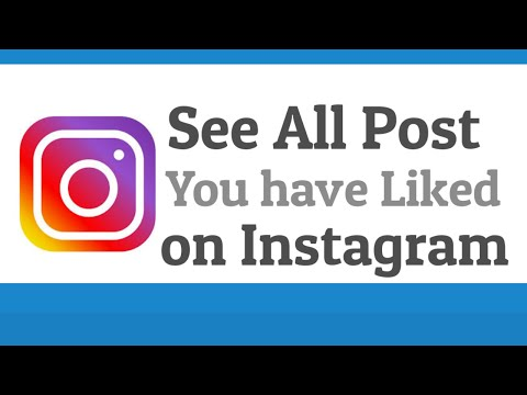 How to view photos ive liked on instagram online