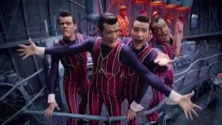 """We Are Number One But It Starts Slowly And Picks Up Speed After Every """"We Are Number One"""""""