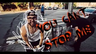 Andy Mineo You can't stop me audio reaction