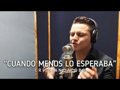 Cristian Jacobo