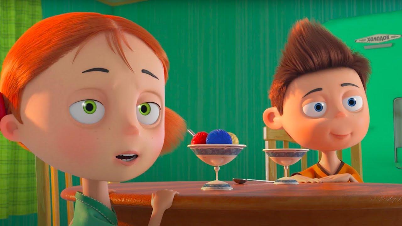 Мультик 👼 АНГЕЛ БЭБИ 👼  - Слушайся родителей!  👨👩👧  Веселый сборник мультфильмов 🤪