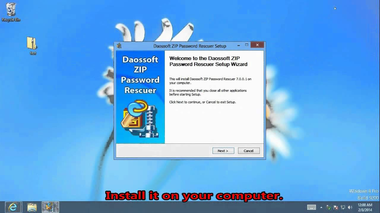ZIP Password Recovery - The Best ZIP Password Unlocker