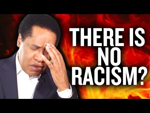 Larry Elder is Accused of Saying 'There's No Racism' | Larry Elder