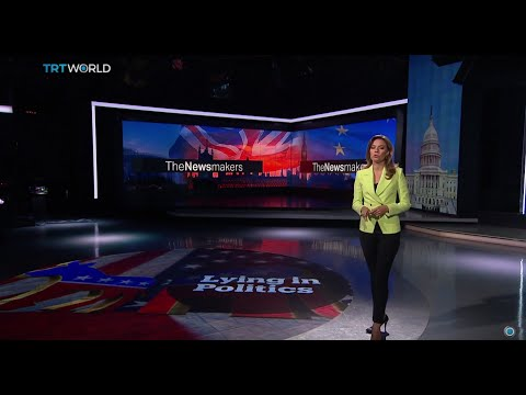 The Newsmakers: France's 'Burkini' Ban and Truth in Politics