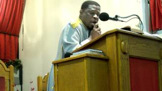 Elder Dajuan A. Sargent - Northwest District ABSA Council YP Meeting