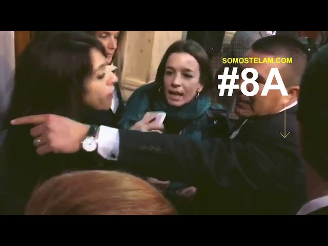#SomosTelam | Problema en el Ingreso a Senadores de cara al debate de la Ley.