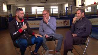 Merseyside Derby: Liverpool v Everton Preview - Bellew and McAteer.