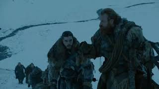 Game of Thrones S7E6 - Beyond The Wall | The Wight Hunt | Gendry the Running Man