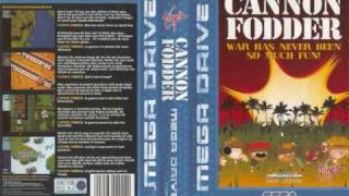 cannon fodder main theme (war) megadrive/genesis version