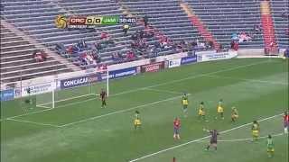Costa Rica vs Jamaica Highlights