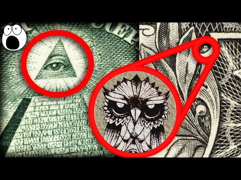 Thumbnail: Secret Hidden Symbols in US Dollars