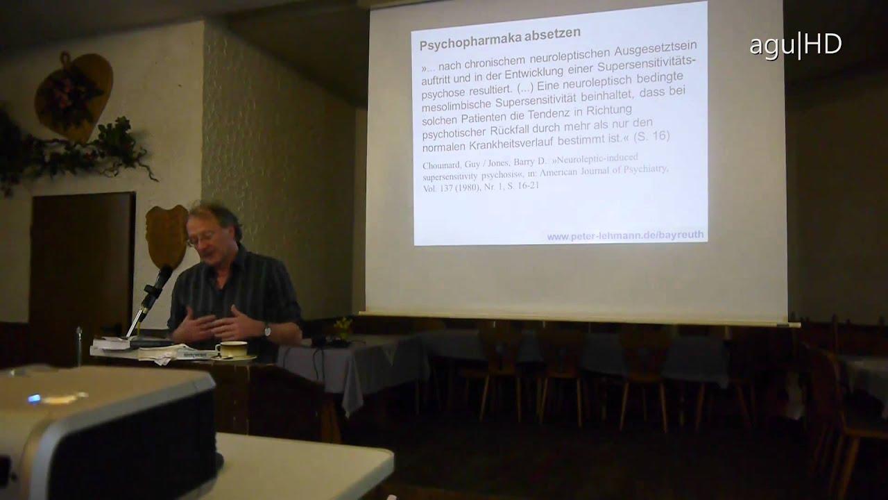 Psychopharmaka absetzen - Neuroleptika - Neuroleptika Nebenwirkungen ...