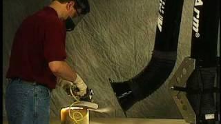 Airflow Systems, Inc. Ez-arm Collection Arm