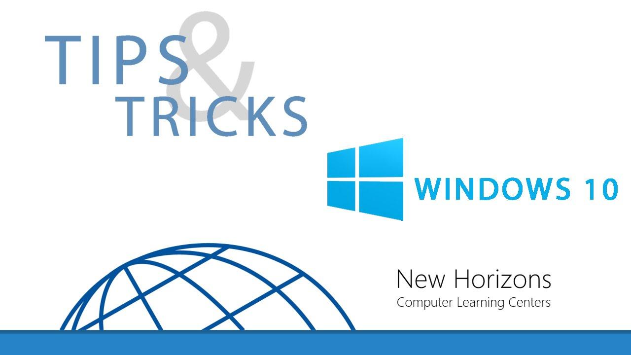 Windows 10 Training | New Horizons Baltimore