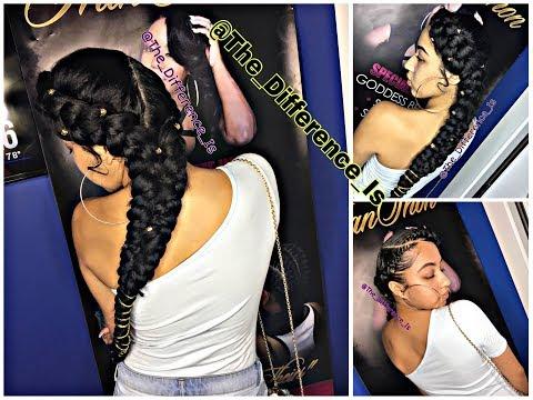 "butterfly-effect-""feed-in-braids""-hair-tutorial"