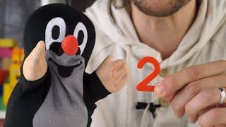 Школа Кротика - учимся считать - Поиграйка с Егором - развивающее видео