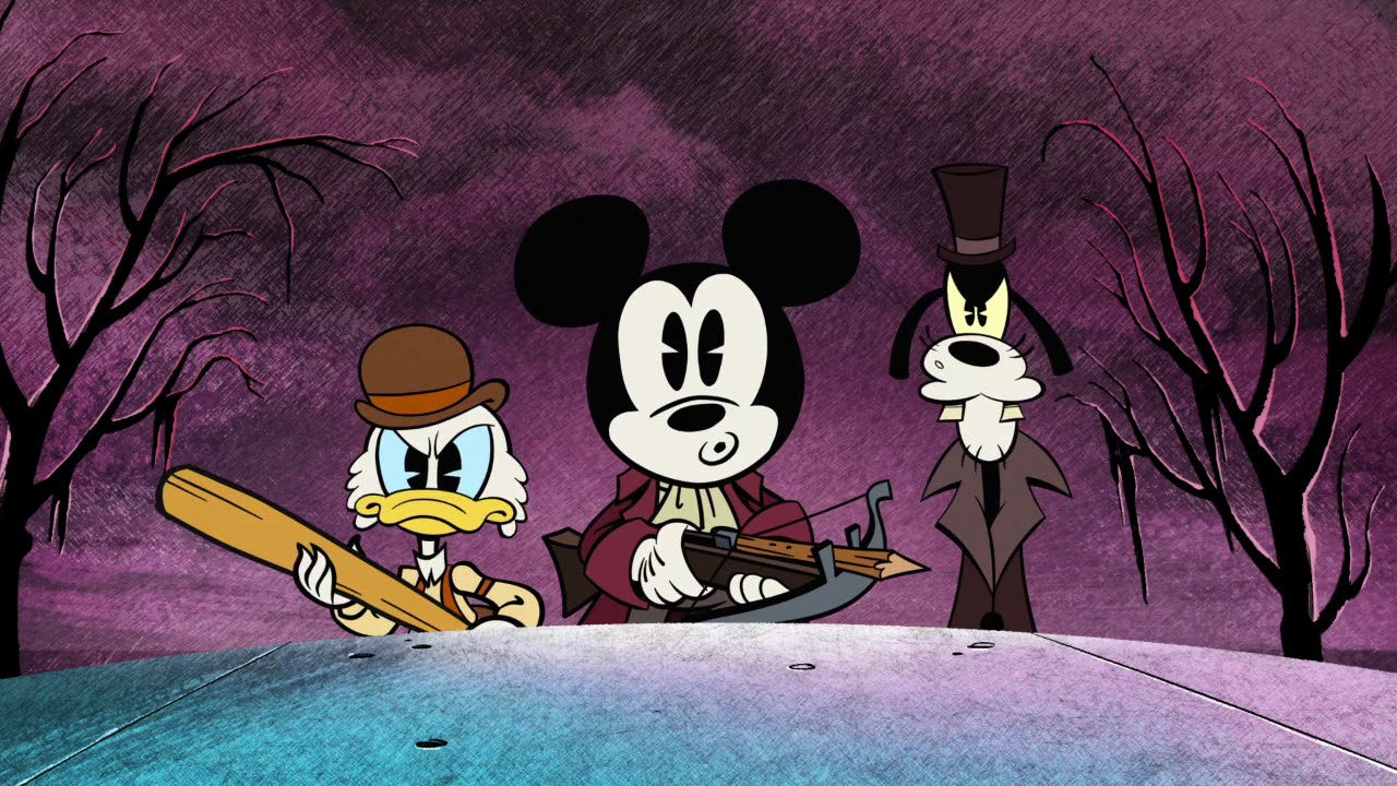 the scariest story ever a mickey mouse halloween spooktacular 2017 extrait