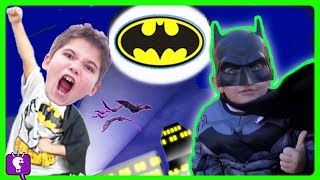 BATMAN Adventures! Compilation of Surprises with HobbyKidsTV