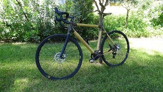 Cyclik des vélos en bambou