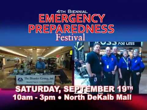 Emergency Preparedness Festival PSA