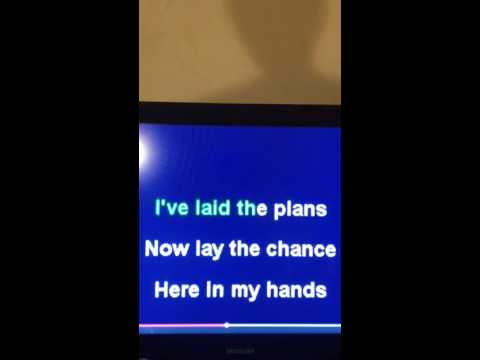 One moment in time (karaoke version by Nubi)