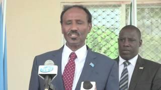 Burundi's Ambassador to Somalia