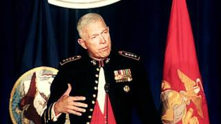 Gen. James Conway: Keeper of the Flame