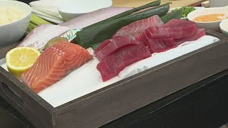 Chef Morimoto Gets Foodies Ready for International Sushi Day