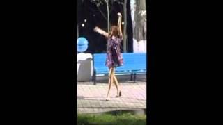 """Съемки клипа МакSим """"Весна"""""""