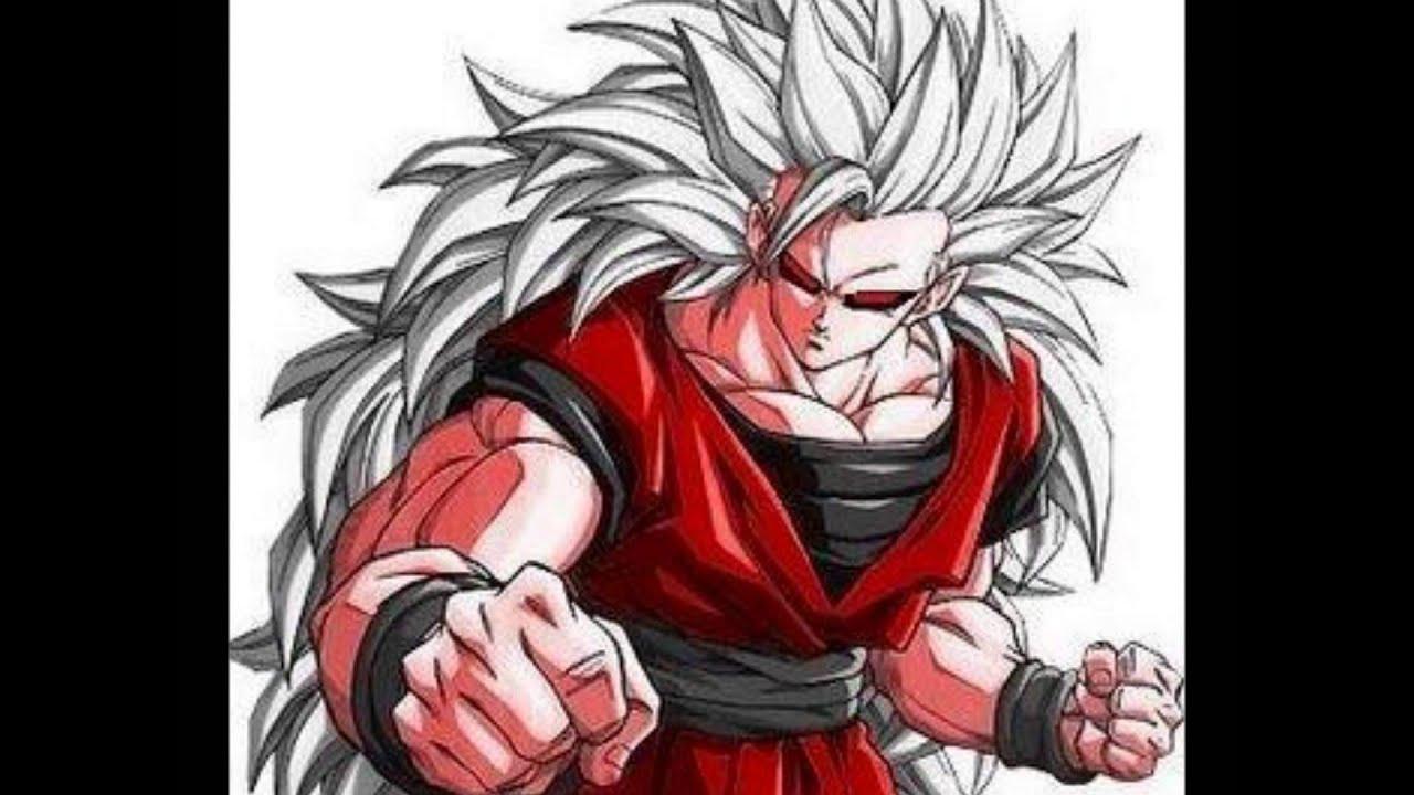 All Forms Of Goku Super Saiyan 1 To God - YouTube