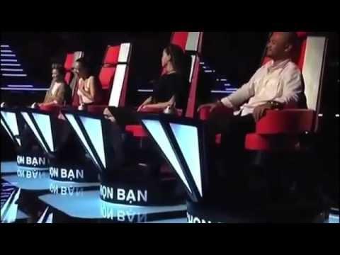 Hitler Thi Hát Gangnam Style tại Giọng Hát Việt - The Voice =))